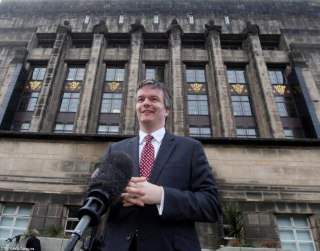 'Get on with it', Scottish sec tells Salmond
