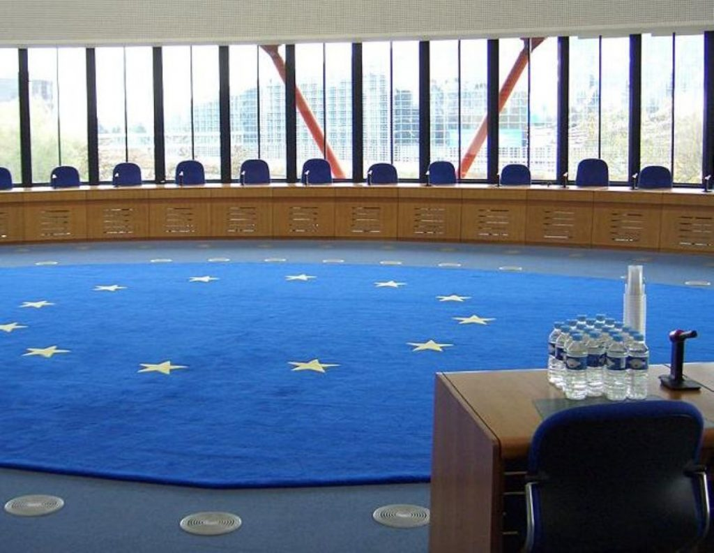 UK must persuade all 46 signatories before convention is amended