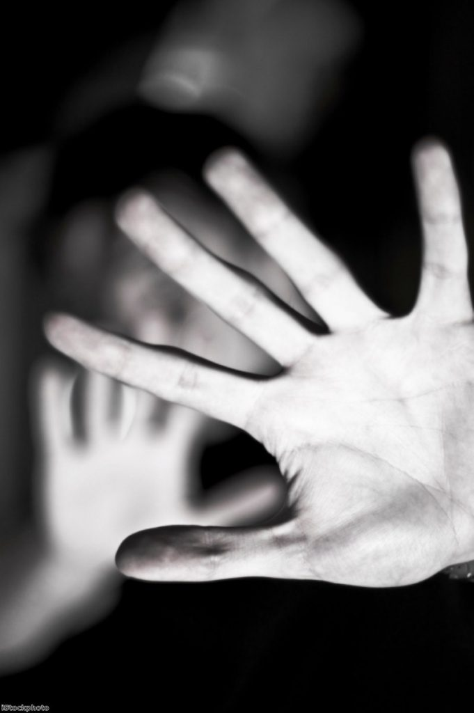 A victim of domestic violence is likely to be assaulted an average of 35 times before her first call to the police