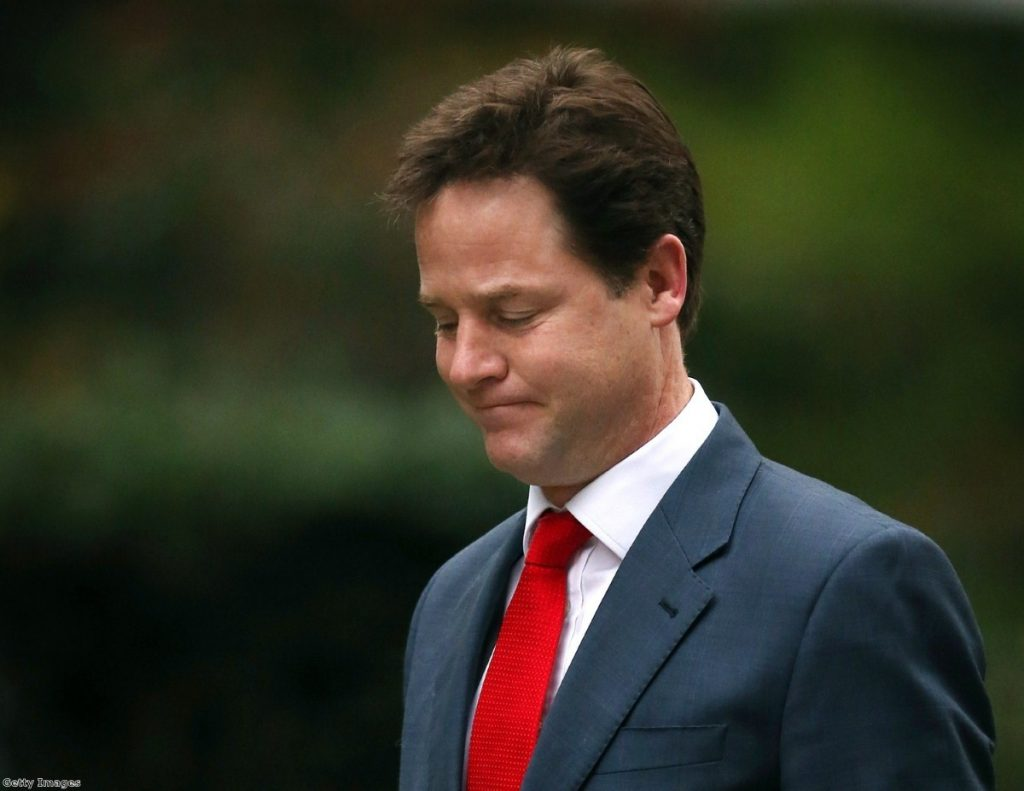 Clegg strikes back on secret courts and online snooping