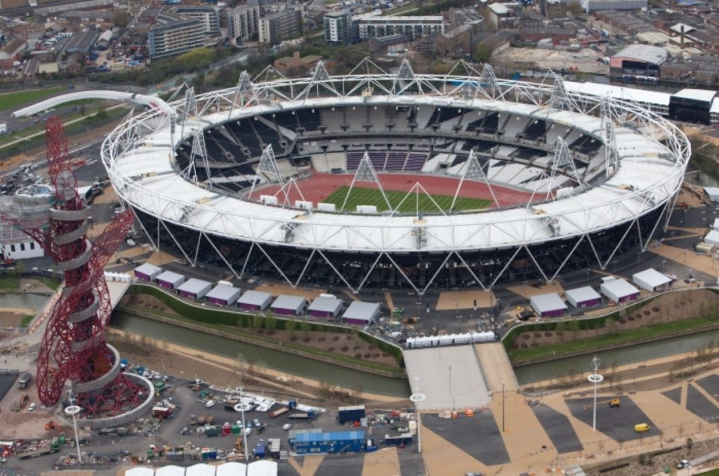 Olympic legacy failed to stretch beyond London