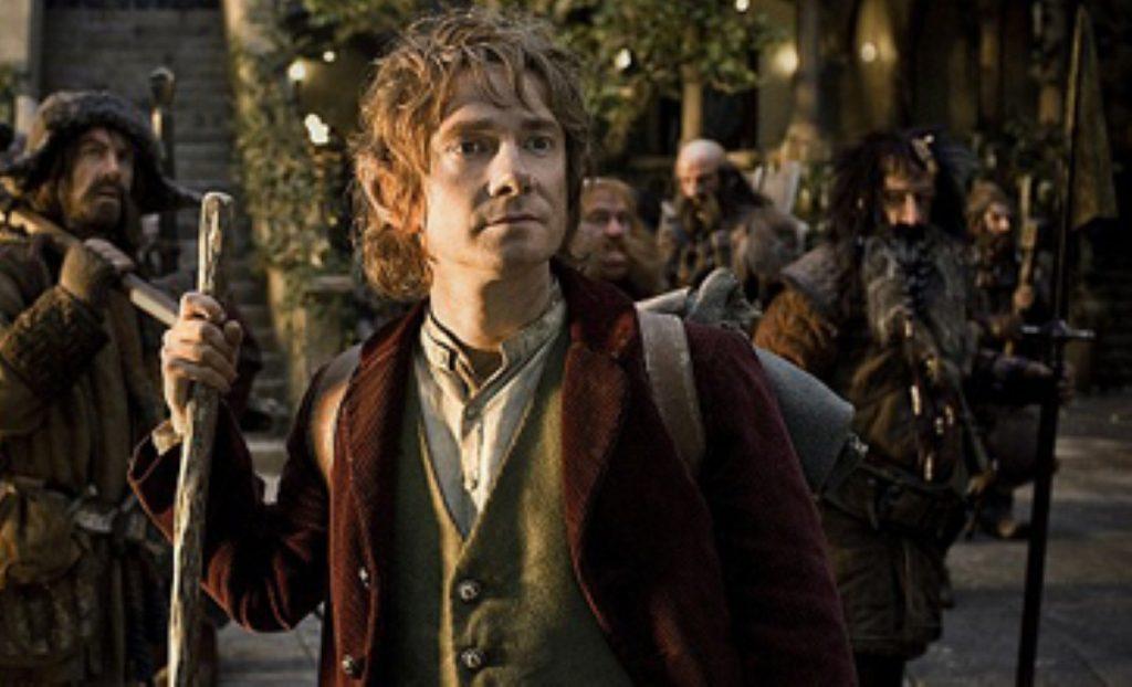 Martin Freeman - the Hobbit takes on the election