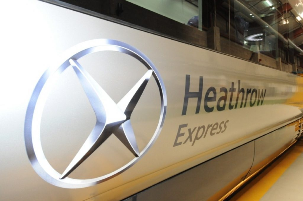 Heathrow's transport links were also in the spotlight