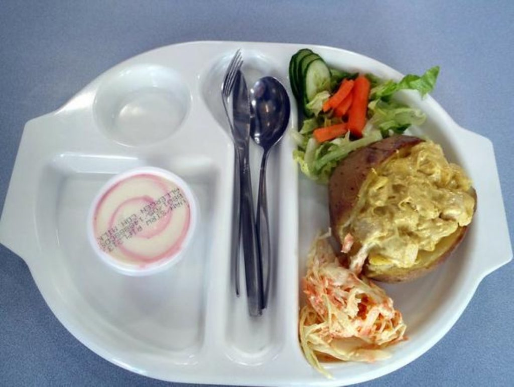 School meal blog banned by council