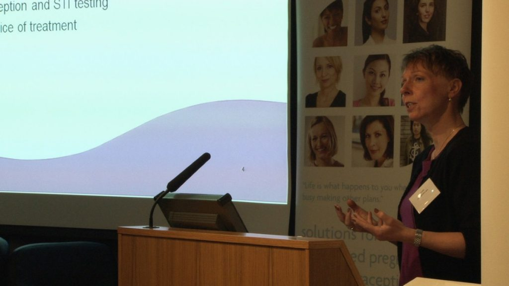 Ann Furedi from bpas talks about abortion in the UK