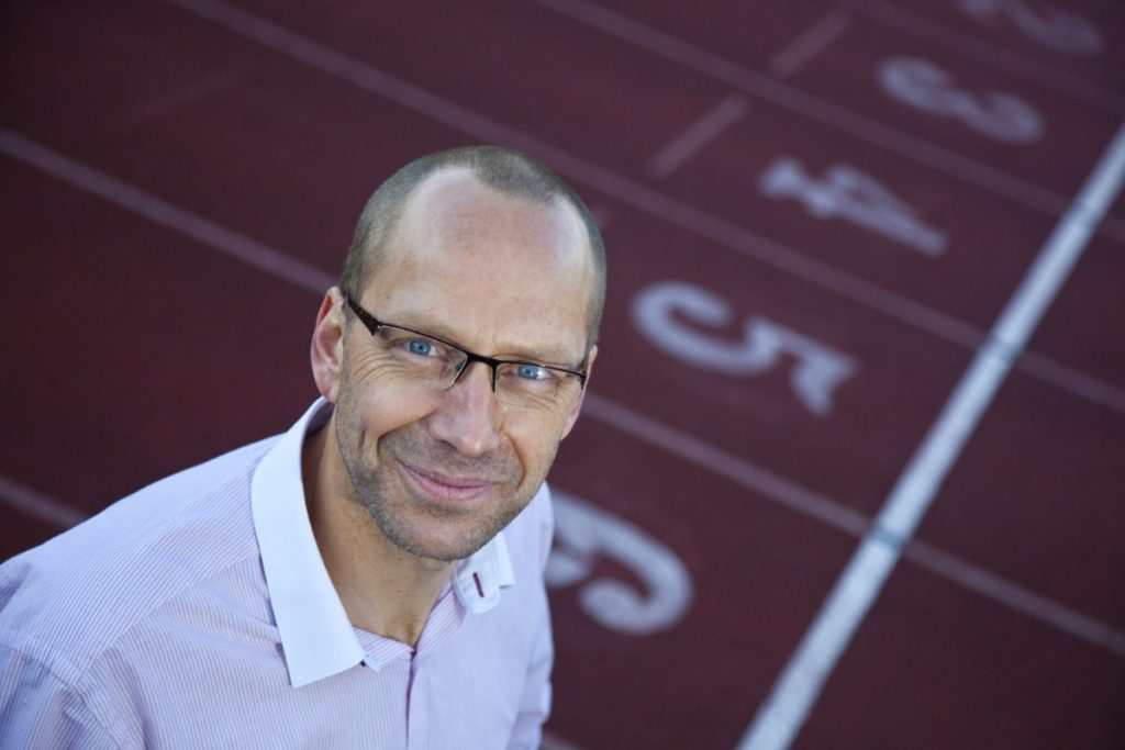 Jonathan Grix: 'All sport is political'