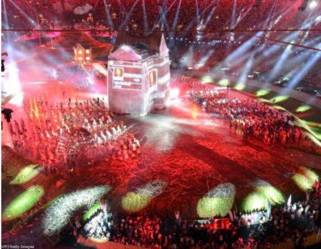 Olympic opening ceremony showcased the best of British creativity