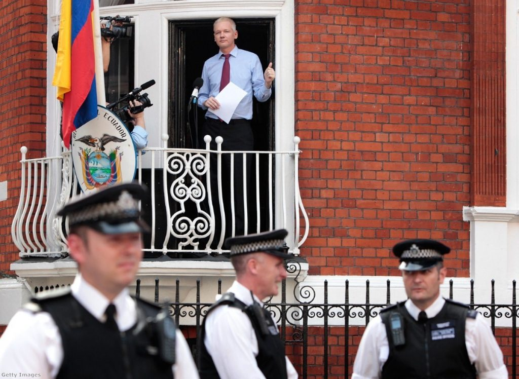 The Julian Assange scandal has shone an uncomfortable light on the left