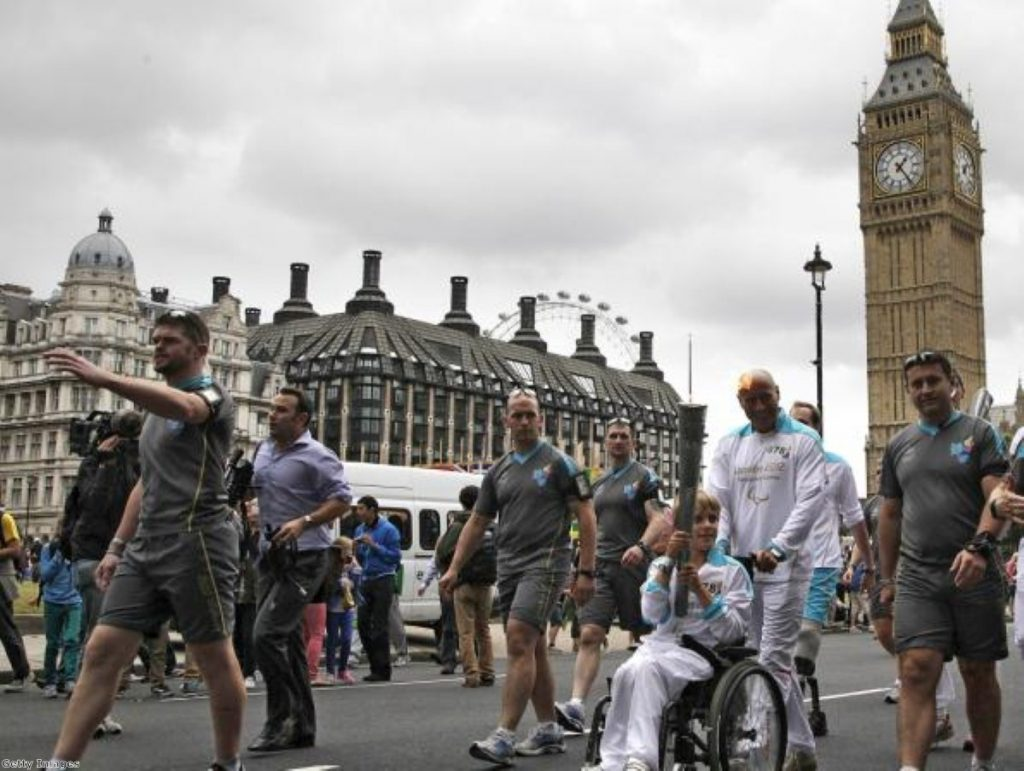 The London 2012 Paralympics is set to begin this evening at 20.00 BST