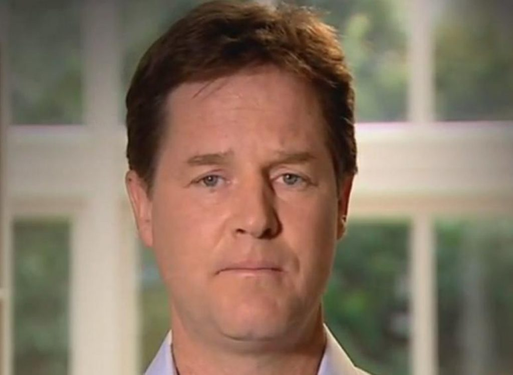 Clegg says sorry for breaking his promise on tuition fees