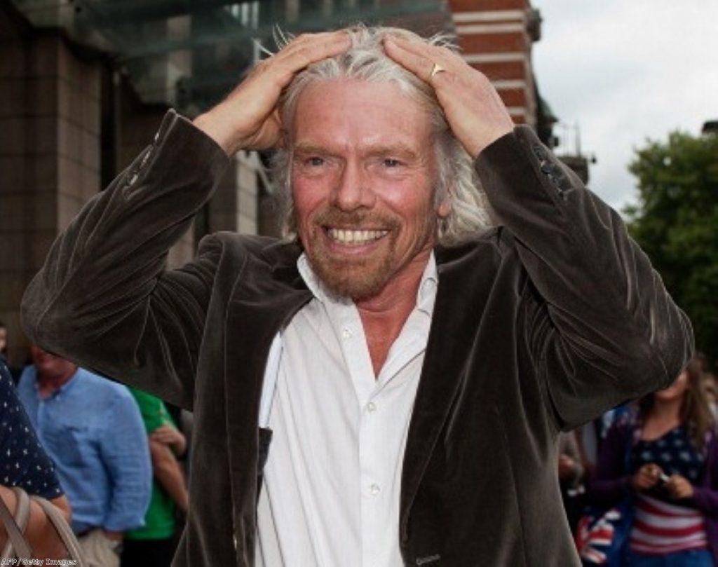 Richard Branson's Virgin fought the DfT - and won