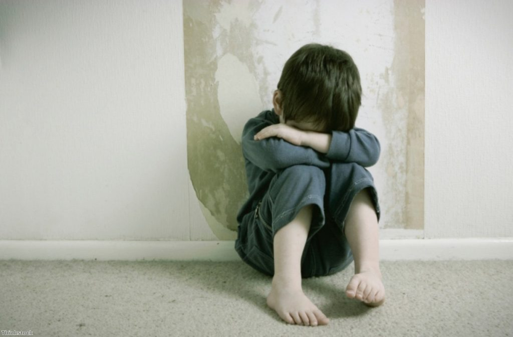 Child asylum seekers are living in poverty in the UK