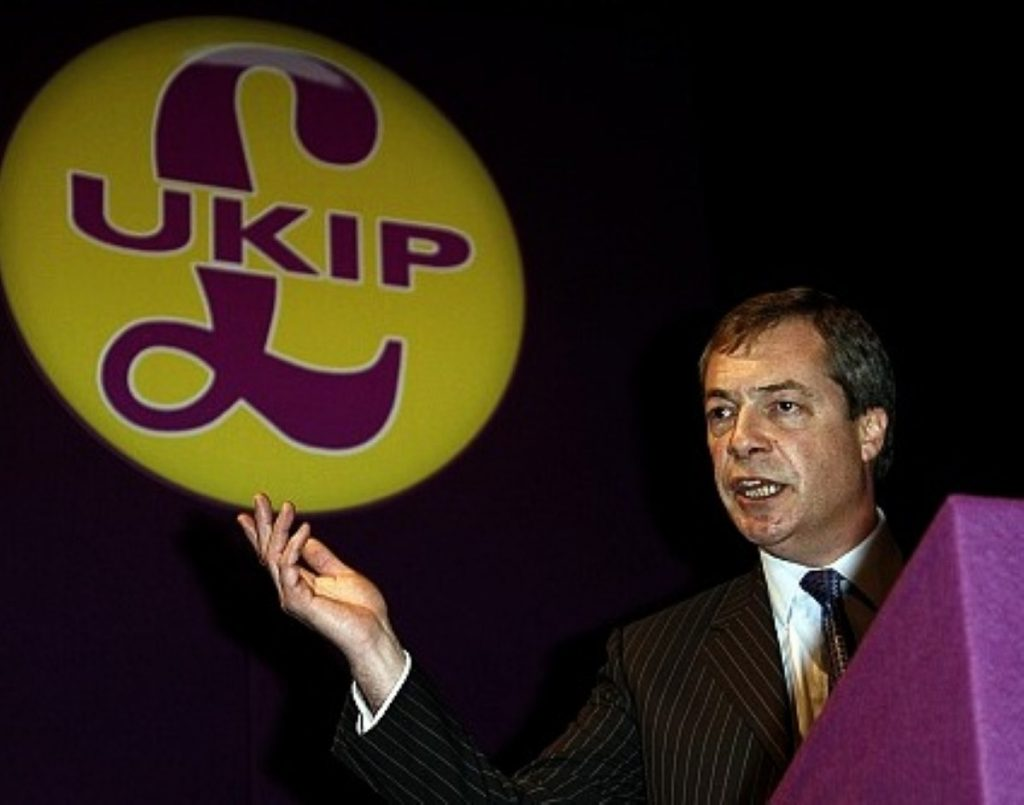 Ukip: Constant drip-feed of racism allegations