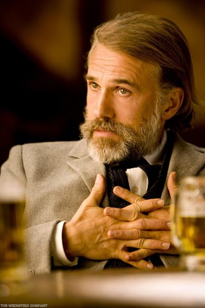 Christopher Waltz steals every scene he's in in Tarantino's brutal and hilarious film.