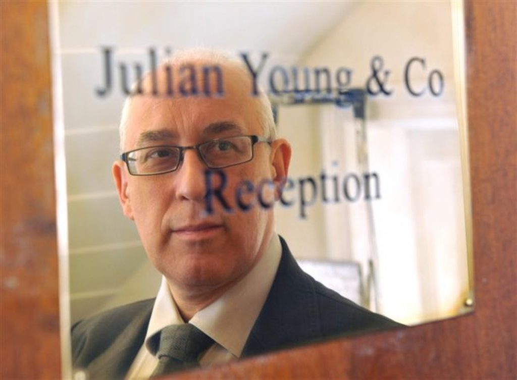 Julian Young: 'The jury system for a trial is the worst form of criminal justice except for all those others that have been tried'.