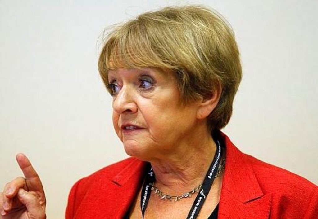 """Margaret Hodge branded the Treasury's failure to pay out to policyholders """"completely unacceptable"""" and accused it of """"failing to learn the lessons of the previous government""""."""