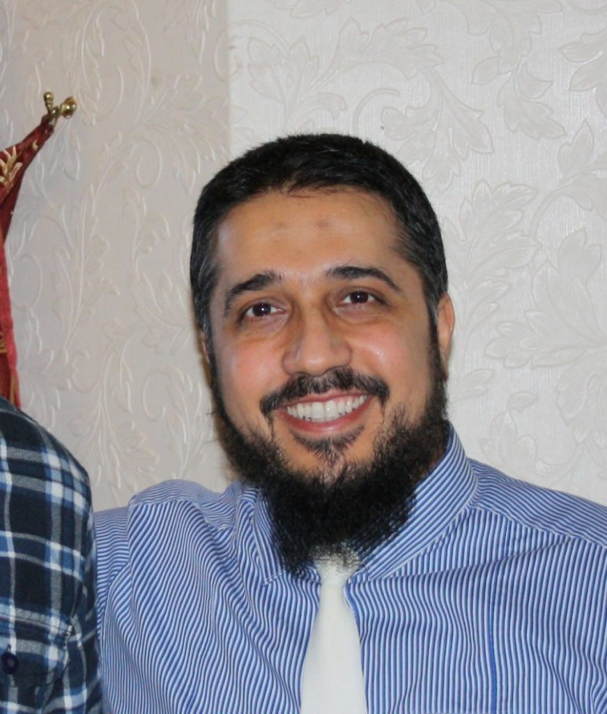Omer El-Hamdoon: 'We shouldn't lose sight of our firmly upheld principle that everyone is innocent until proven guilty.'