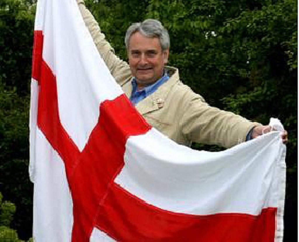 Robin Tilbrook: 'The struggle for England must now go on but now with renewed optimism and vigour.'