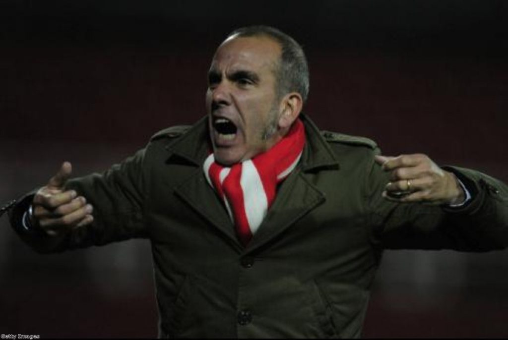 The Di Canio appointment caused a major political storm