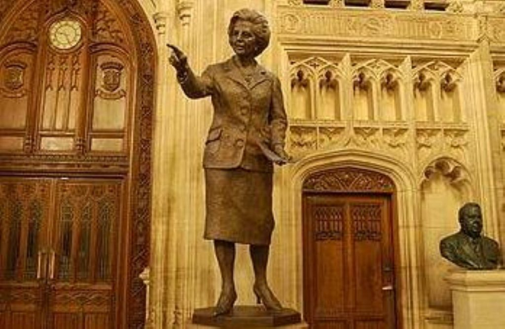 Margaret Thatcher's legacy lived on today