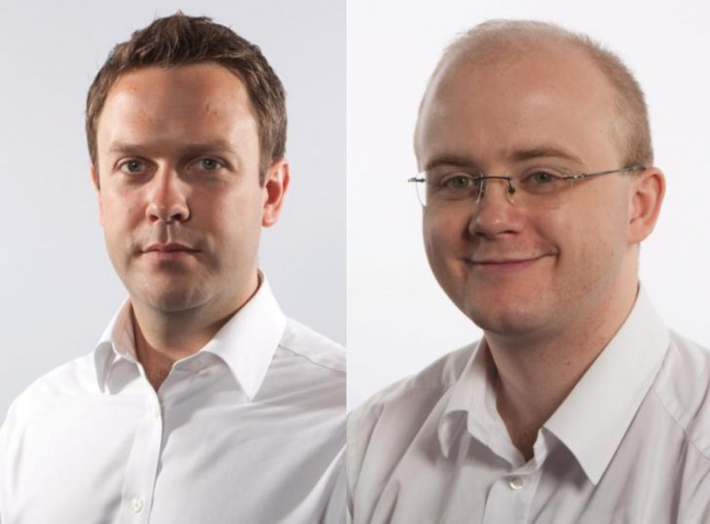 Matthew Oakley and Ed Holmes of Policy Exchange