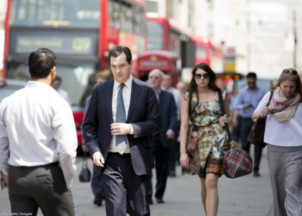 George Osborne's never-ending austerity journey continues