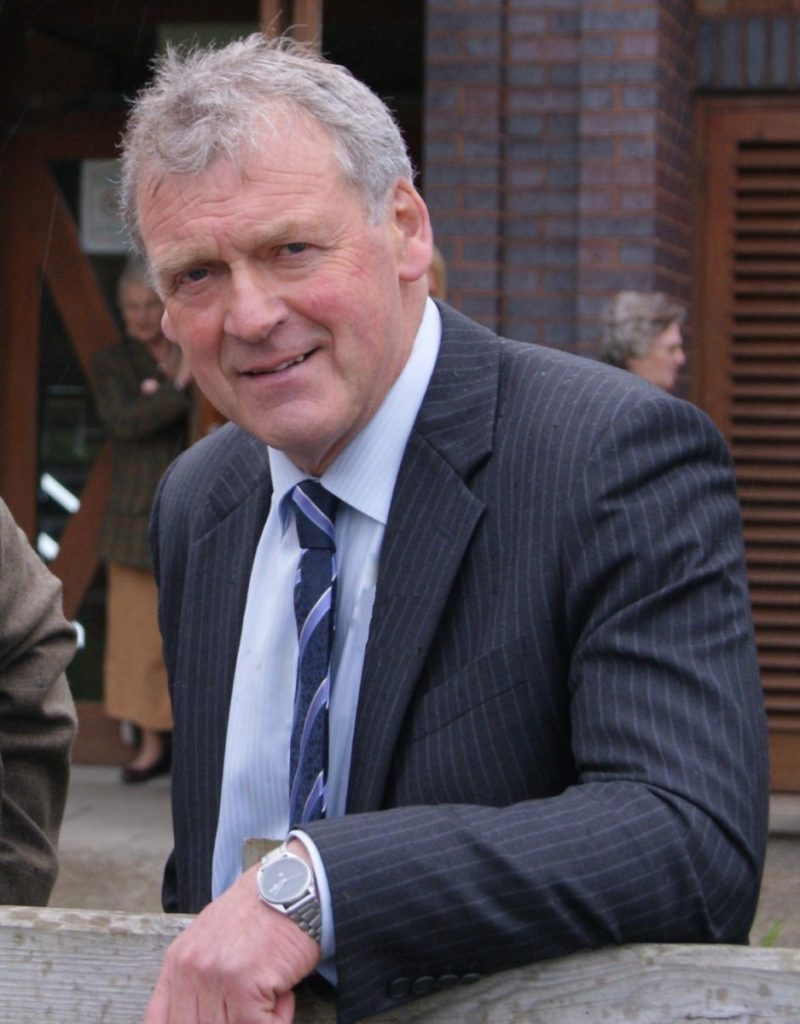 """Glyn Davies MP: """"The Welsh government may and probably will go down this route, but I don't think it's the right one."""""""