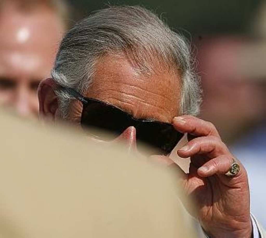 Prince Charles' business interests may have affected his lobbying, Spinwatch argues