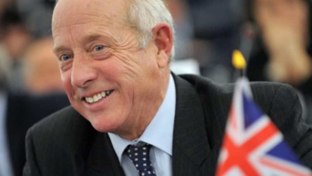 Godfrey Bloom: 'Men cannot see the point in making the bed if you are going to get back in it tonight.'