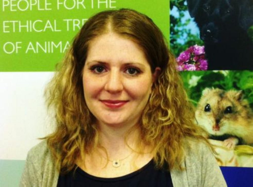 Mimi Bekhechi: 'Ultimately the exploitation of animals for human ends must be stopped'