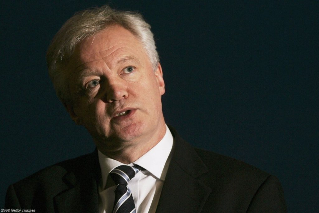 David Davis: MPs were falsely led to believe their communications were protected under the law