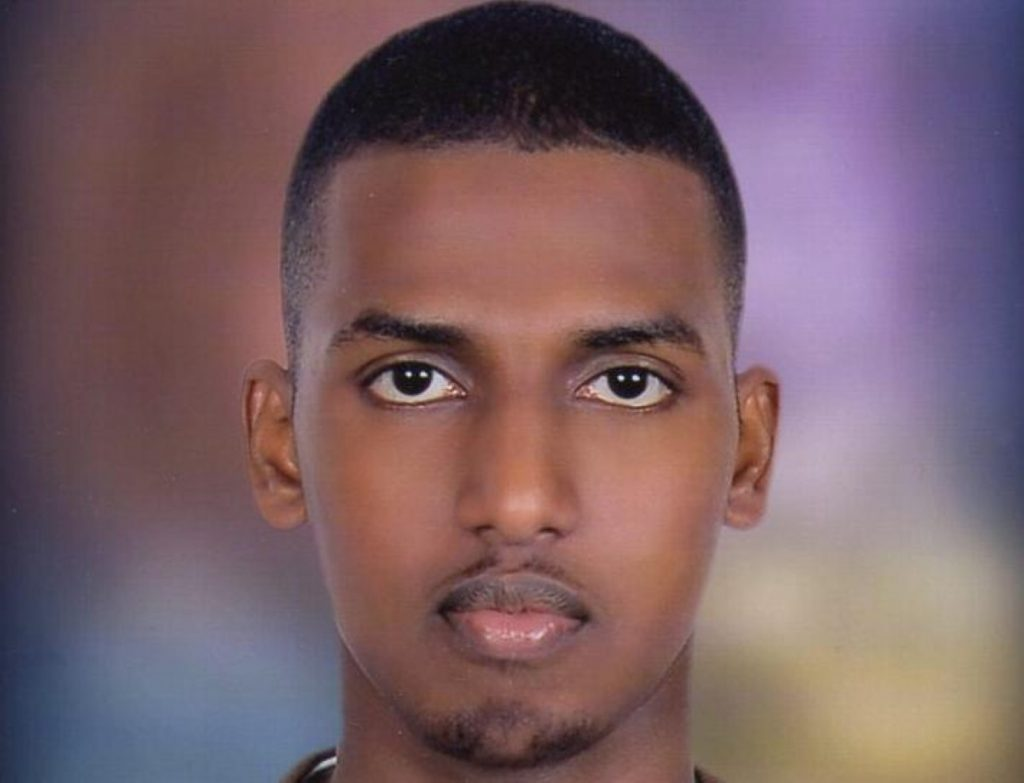 Mahdi Hashi is in New York facing terrorism charges