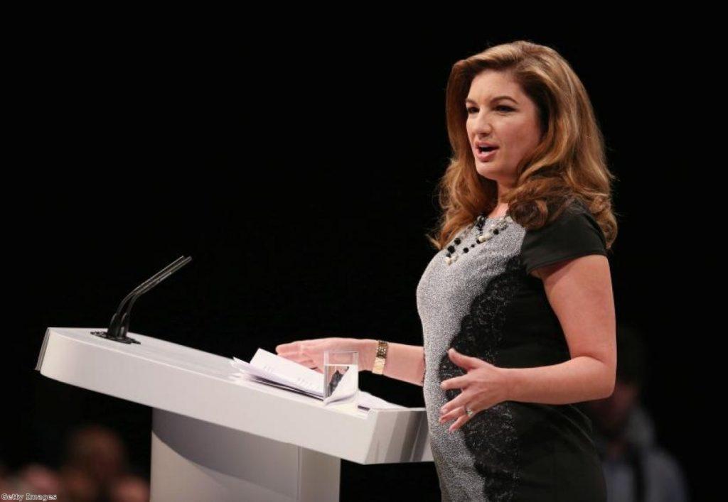 Karren Brady, the future prime minister? No thanks, she says politely