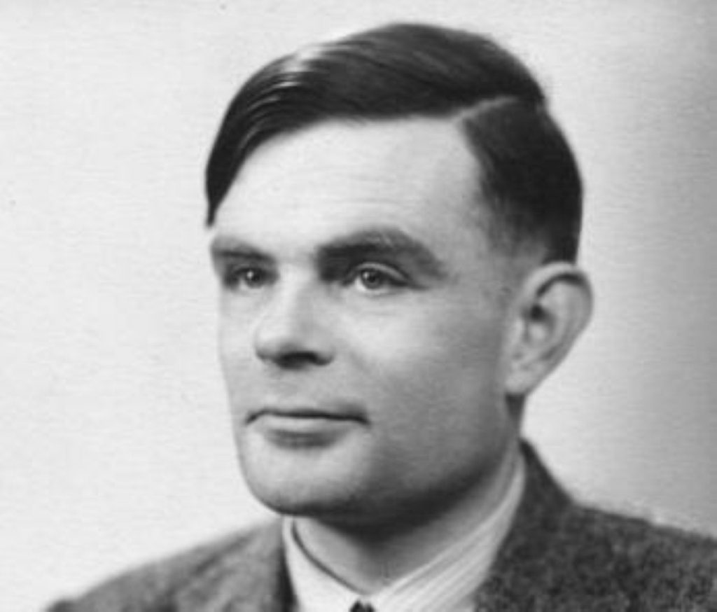 Alan Turing was a pioneer of computer science - but was punished for being a homosexual