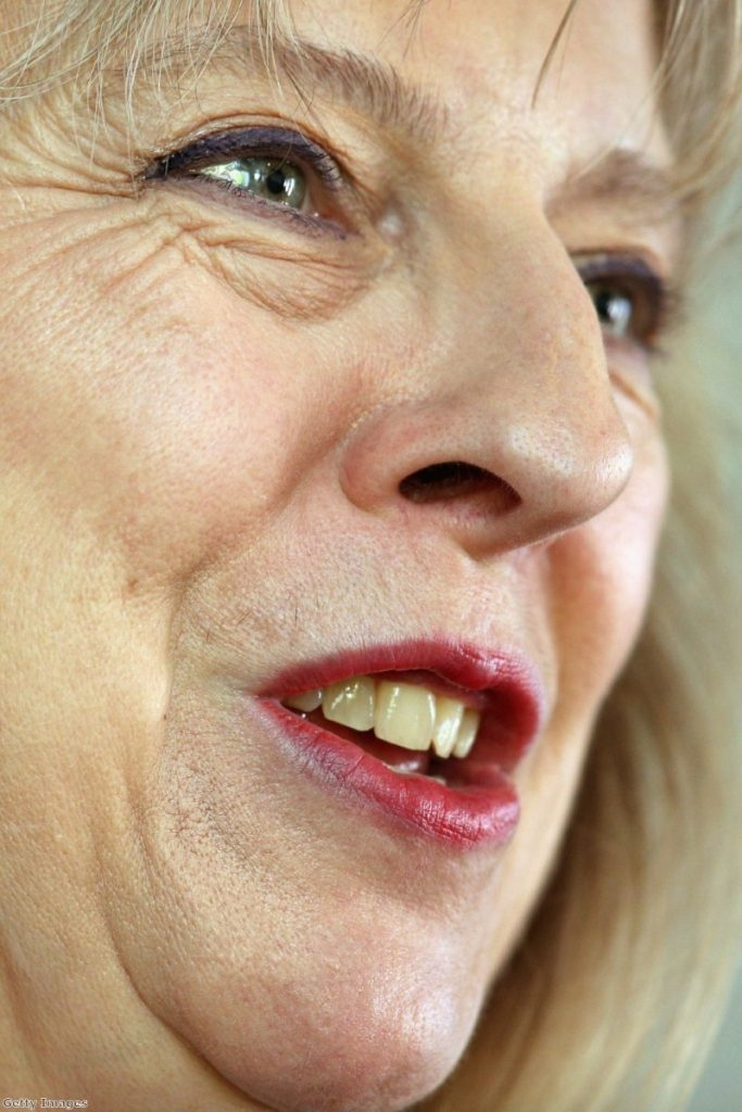 May wants the power to strip British subjects of their citizenship