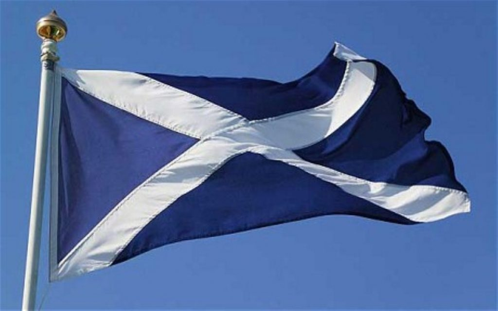 OK, we know what flag the Scots will use. But what will the actual country look like?