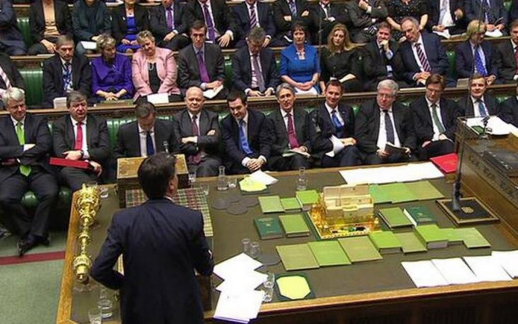 That all-male frontbench was bad enough - but today Cameron's women problem has just got a lot worse