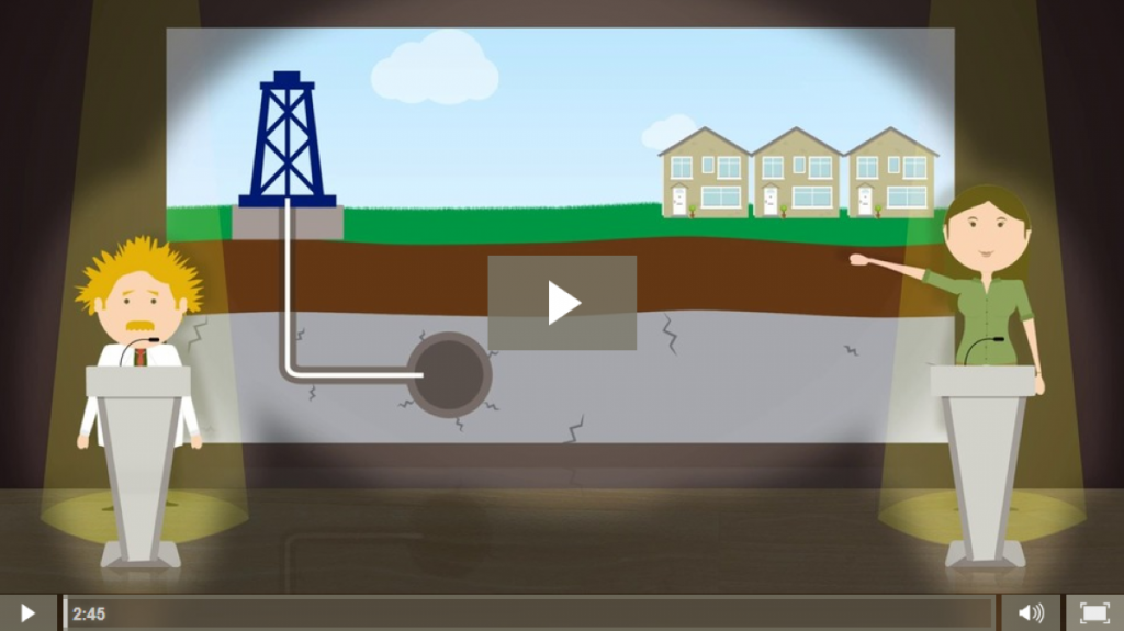 The pros and cons of hydraulic fracturing