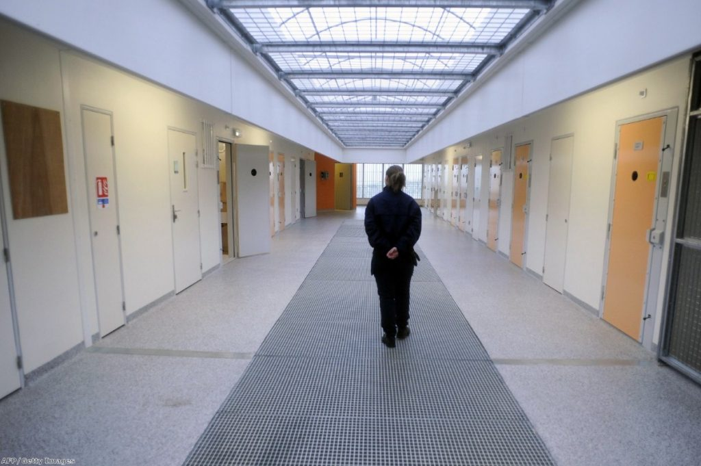 The decision to prevent researchers speaking to prisoners is thought to have been made at a ministerial level