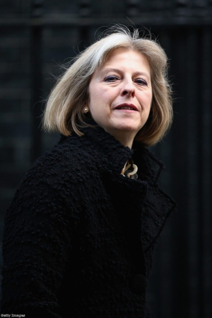Theresa May would have the power to strip Brits of their citizenship even if they have no other nationality