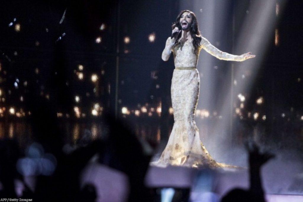 Conchita Wurst: A hugely impressive Eurovision victory