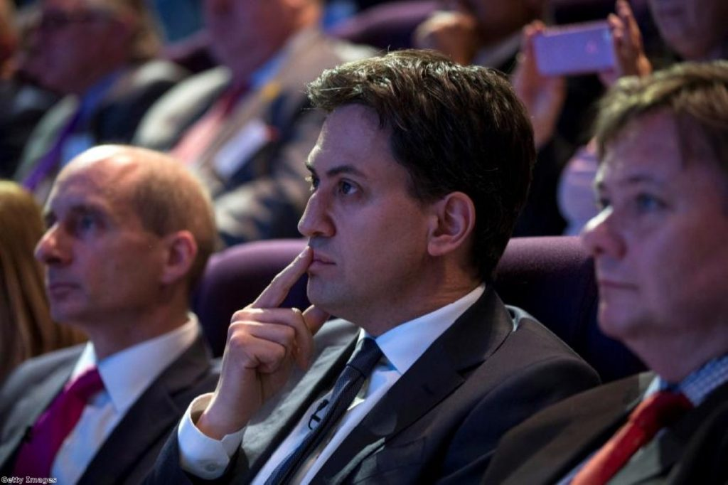 Ed Miliband must wonder how his opponent keeps bouncing back