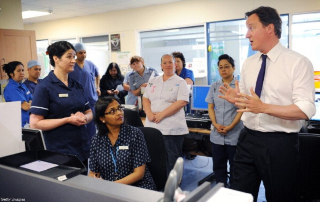 Cameron's decision to pick a fight with public sector workers is a mistake