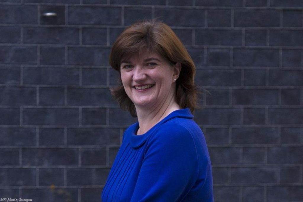 Nicky Morgan replaces Michael Gove as education secretary