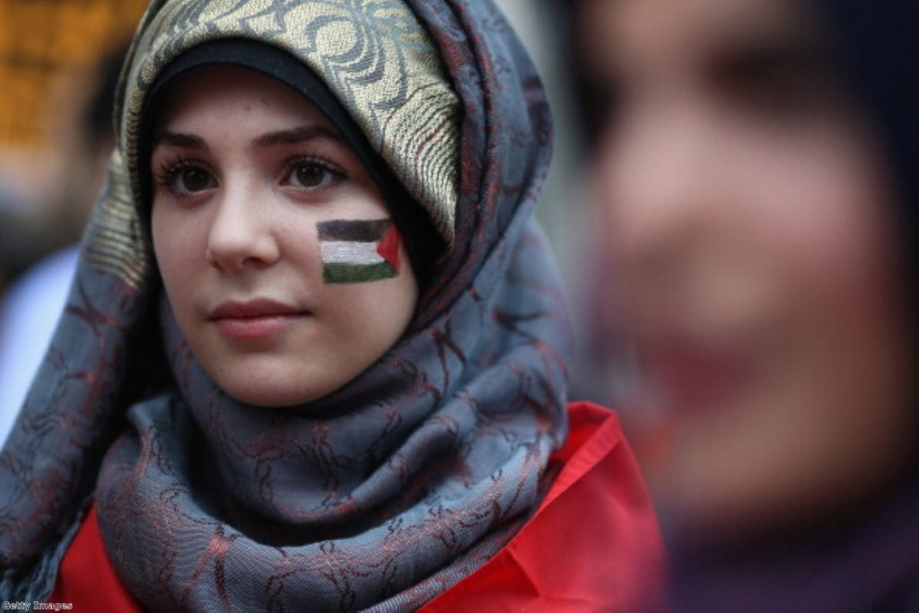 Tory MPs worry the PM's handling of the Gaza conflict could alienate Muslim voters