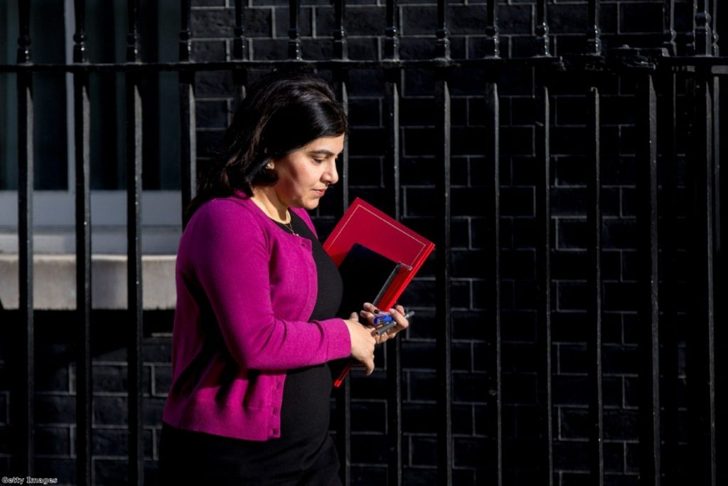 Warsi resigned from hr Cabinet position yesterday