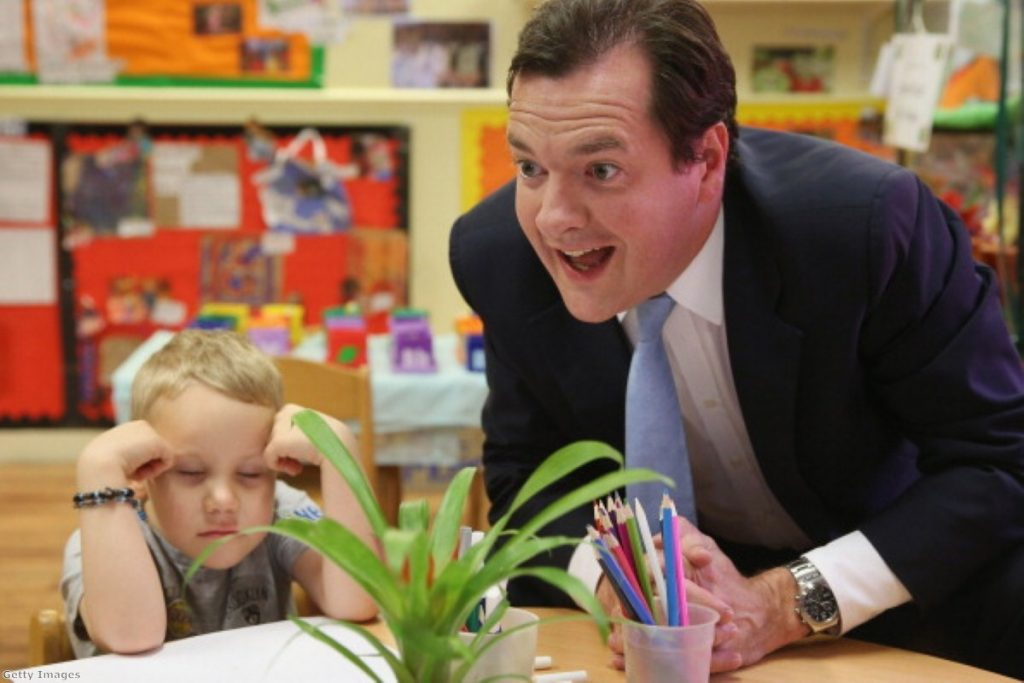 New rules to tackle extremism in nurseries.