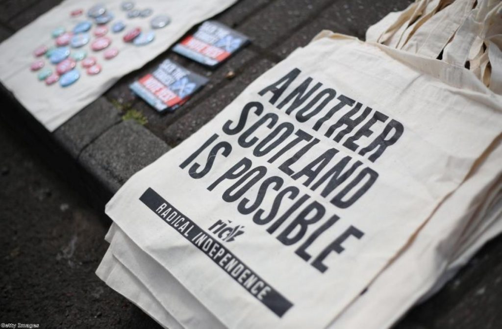 Nationalists hope to harness Scotland's values system to help their cause in the coming referendum