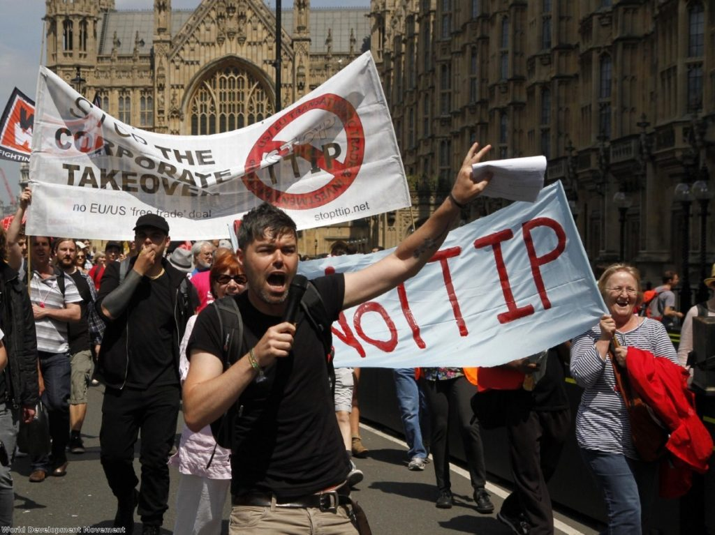 Opposition to investor dispute courts has almost taken TTIP off the table