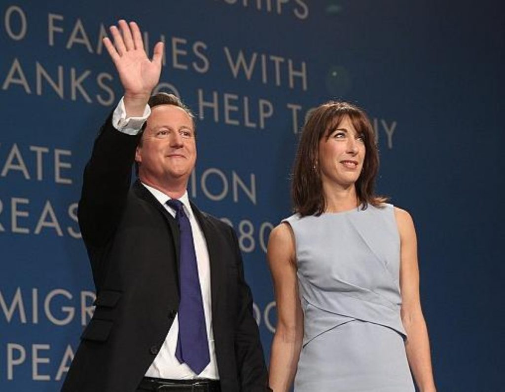 Tory victory: But social workers will still care for the disenfranchised
